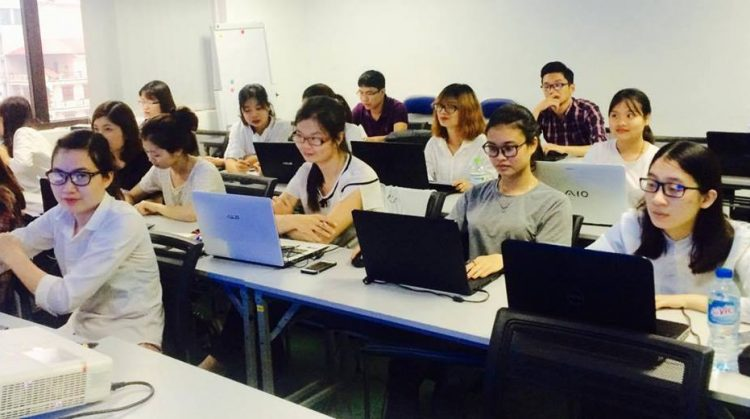 Khóa học QA tester Nhat