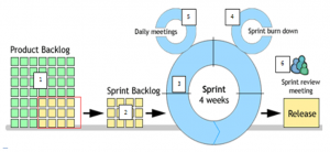 ISTQB scrum model