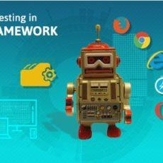Khóa học Automation test với Robot Framework- công cụ dễ dàng theo hướng keyword driven